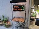 送料無料 クリスマス  LED看板(大タイプ)