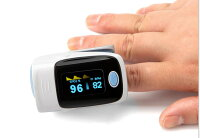 パルスオキシメーター 酸素センサー 自宅介護 自宅療養中必需品です