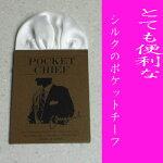 ポケットチーフ(上部シルク/下部厚紙):R229