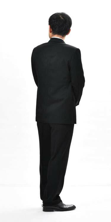 *合冬服* ブラックフォーマル:紳士略礼服 :...の紹介画像3