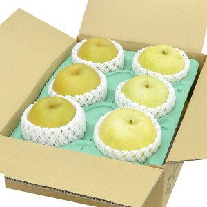 送料無料/鳥取県の新品種!二十世紀梨の後継として生まれた「新甘泉」と「なつひめ」のセット
