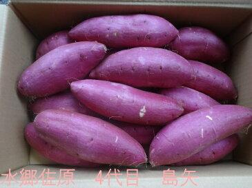 【送料無料】新物★人気急上昇★しっとり食感さつま芋『シルクスウィート』サイズ無選別家庭用訳有品1箱7kg送料無料で届けます。(沖縄除く)