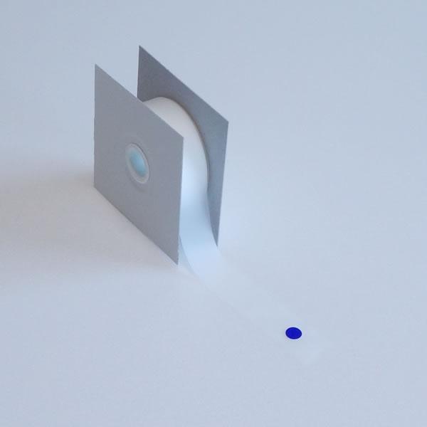 シーリングテープフィルムタイプ透明幅20mm長さ5m雨合羽カッパテントタープ修理補修シートバイクカバー業務用プロ用ウェーダー防水