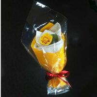 花束ハンカチ ギフト 日本製 今治ハンカチ 綿100% お祝い 退職祝い プチギフト プレゼント  シンプル やわらか プレゼント ミニタオル 生成