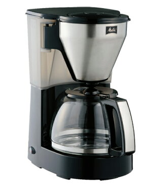 送料無料 メリタ ミアス コーヒーメーカー ブラック MKM-4101B