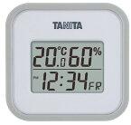 タニタ デジタル温湿度計 TT-558 グレーホワイト(TT-550の後継品)