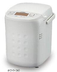 土鍋焼きでパリふわ食感。タイガー ホームベーカリー やきたて 1斤 ホワイト KBC-A100W ス...