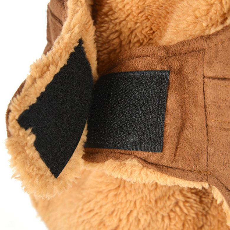 犬 犬服 犬の服 コート ジャケット ボア セレブ ラグジュアリー かわいい おしゃれ ドッグウェア ds0028