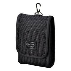 【ポイント2倍】HAKUBA デジタルカメラケース デジタルポッシュ ST S ブラック SD…