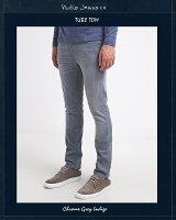 "��NudieJeans""TubeTom/Chrome.Grey.Indigo/L32�ۡڥ̡��ǥ���������""���塼�֥ȥ�""L32��"