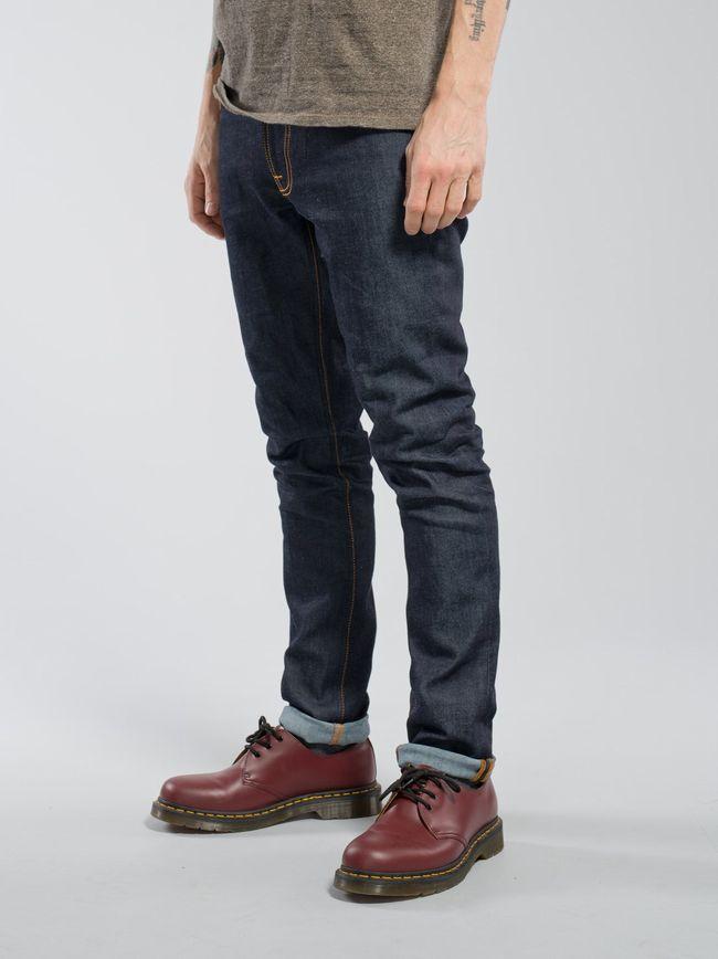 """【NudieJeans""""LeanDean/Dry16Dips/L30】【ヌーディージーンズ""""リーンディーン""""ドライ】【P12Jul15】"""