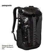 パタゴニアブラックホールパック25LブラックPatagoniaBlackhole-PackBlack
