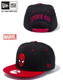 "�˥塼����NEWERA""9FIFTYSPIDERMAN���ѥ������ޥ�١����ܡ��륭��å�"