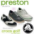 crocs クロックスゴルフ【preston/プレストン】 【クロックス国内正規取り扱い】