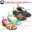crocs クロックス huarache sandal wedge w ワラチェサンダルウェッジウィメン 【クロックス国内正規取り扱い】