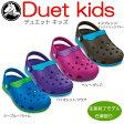"crocs クロックス【CROCS""duet kids デュエットキッズ】クロックス国内正規取り扱い"