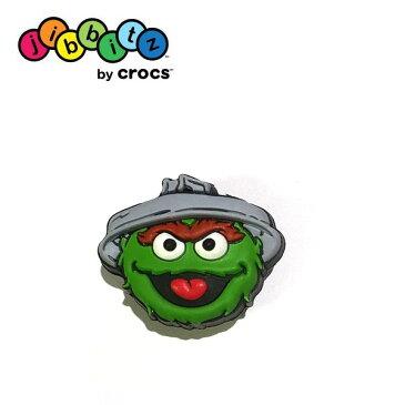 【全品P2倍】クロックス crocs ジビッツ セサミストリート【クロックス国内正規取り扱い】