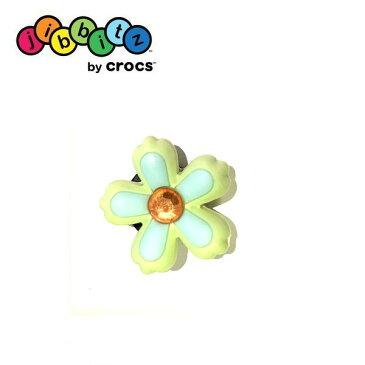 【全品P2倍】クロックス crocs ジビッツ フリリーフラワースモール【クロックス国内正規取り扱い】