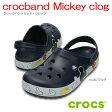 クロックス crocscrocband Mickey clog クロックバンドミッキークロッグ【クロックス国内正規取扱】