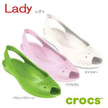 【全品P2倍】crocs クロックス lady レディ【クロックス国内正規取り扱い】