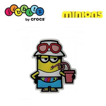 【全品P2倍】クロックス crocs ジビッツ 2018SS ミニオン2 minions【クロックス国内正規取り扱い】