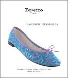 """�����ʥݥ���ȣ���/4��1���4��10��23��59�ޤǡۡڥ�ڥå�""""����ɥꥪ��""""�쥪�ѡ���/�Х�����åȡۡ�Repetto""""Cendrillon""""Leopard/Violet��"""