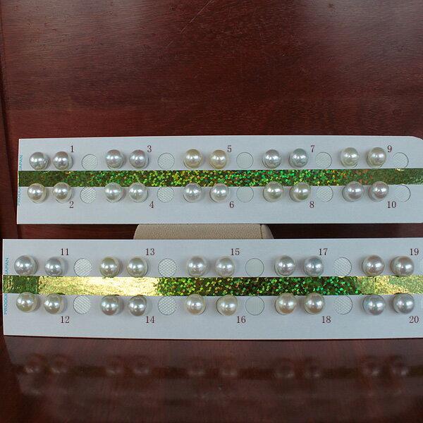 ●アコヤ真珠越し物<ルース>無穴<無調色><Top quality><Round Shape>9-9.25mm×2個 直結 or ブラ <Titan Piace><Excellent Special>SV EG K14WGピアス などはオプション。選択くださいせ。