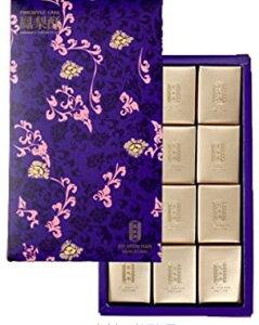 舊振南 鳳梨酥禮盒 パイナップルケーキ 12入 台湾 お取り寄せ土産 送料無料 (並行輸入)
