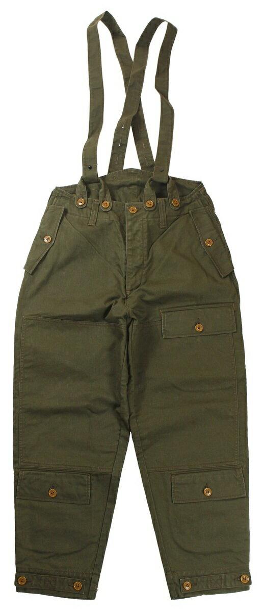 メンズファッション, ズボン・パンツ FREEWHEELERS CO. FLYING TROUSERS UNION SPECIAL OVERALLS 2032004 OLIVE size.28,30,32,34,36