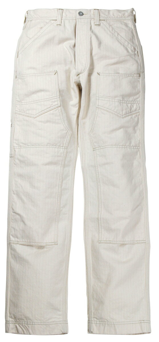 メンズファッション, ズボン・パンツ FREEWHEELERS CO. 3DERRICKMAN OVERALLS UNION SPECIAL OVERALLS 1822019 RAW WHITE w.28,30,32,34,36
