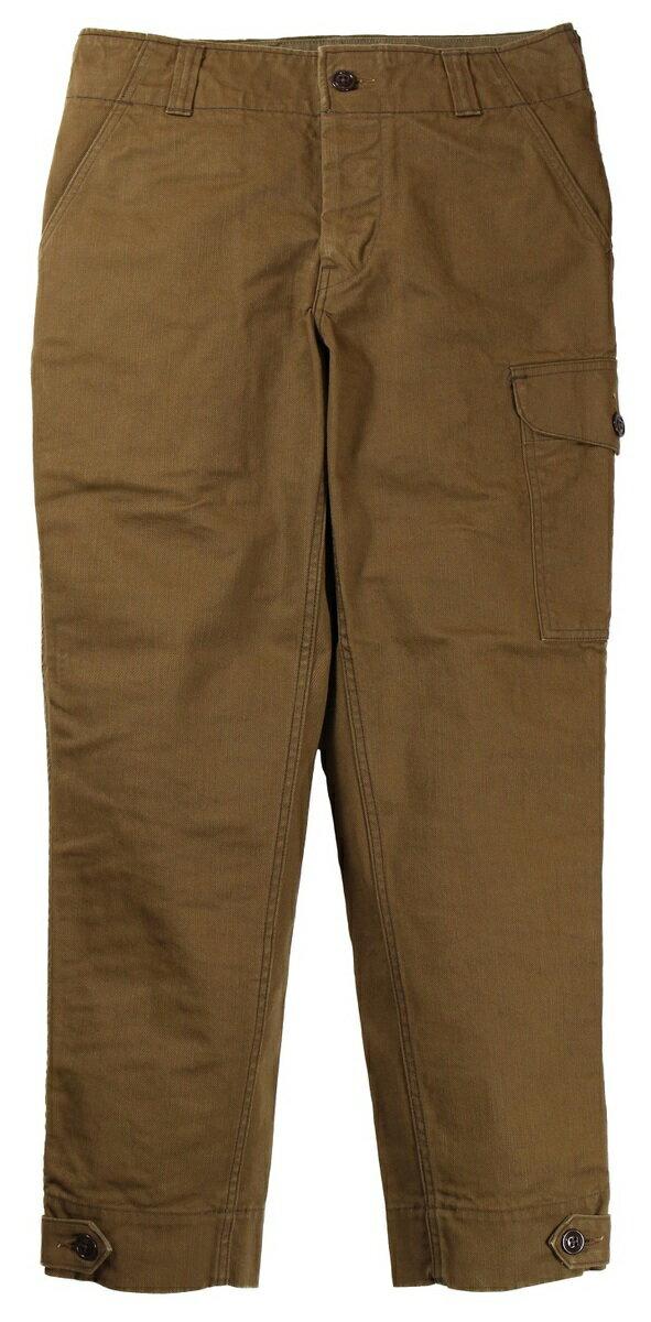 メンズファッション, ズボン・パンツ FREEWHEELERS CO. AVIATORS TROUSERS 2032005 RED BROWN size.28,30,32,34,36