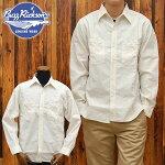 バズリクソンズBUZZRICKSON'Sブルーシャンブレーワークシャツ「BR25995」◆アメカジ/ミリタリー/ワークウェア◆