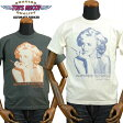 TOYS McCOYトイズマッコイ MARILYN MONROEマリリンモンロー Tシャツ「PICTURE」TMC1721-2