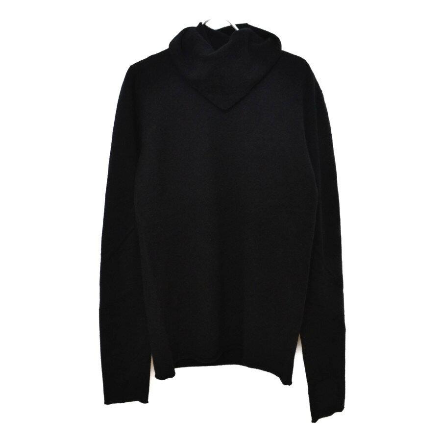 トップス, ニット・セーター  label under constructionneckerchief punched sweater 46 S820