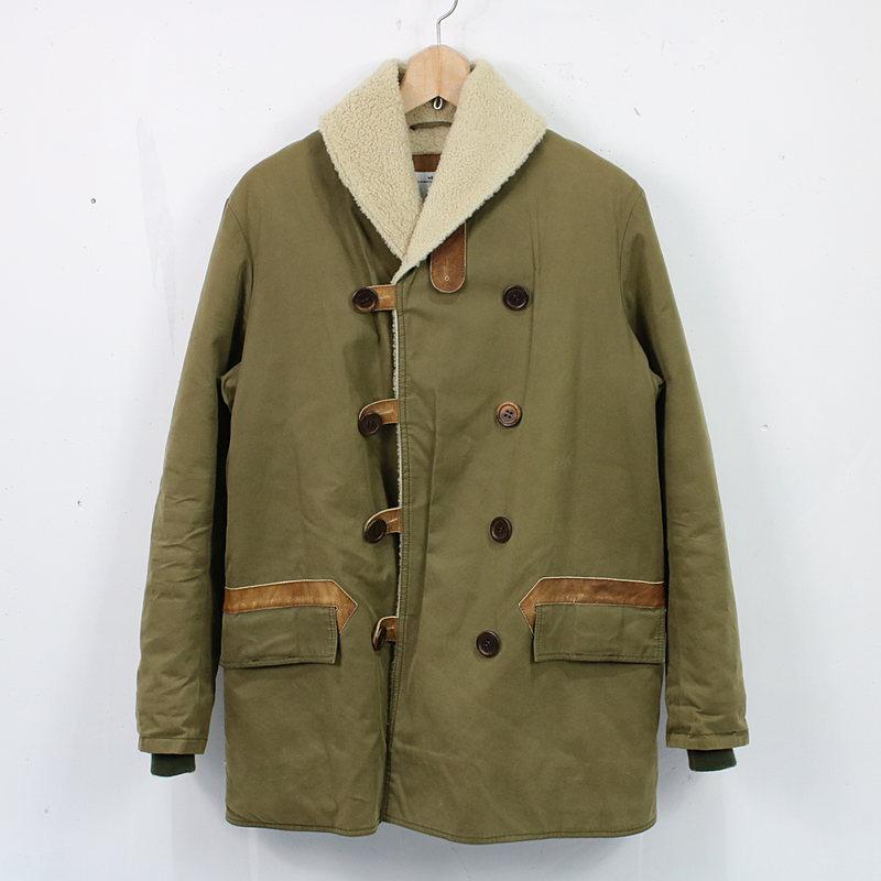 メンズファッション, コート・ジャケット visvim 2012AW CAPOTE JACKET IT 1