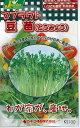 ビタミン等の栄養価が高く、サラダの材料等に最適ですスプラウト豆苗(とうみょう)