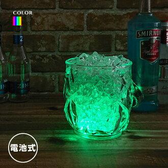 發光冰桶 SP 2 [酒櫃冰桶,桶 icebucket 發光 LED 冰桶冰桶 Bargoods]