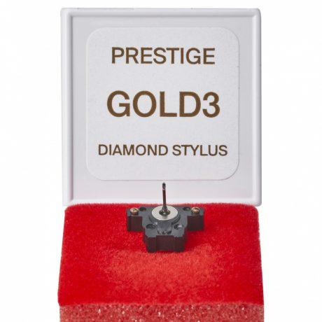 レコードプレーヤー用アクセサリー, 交換針 GRADO() Prestige Gold3