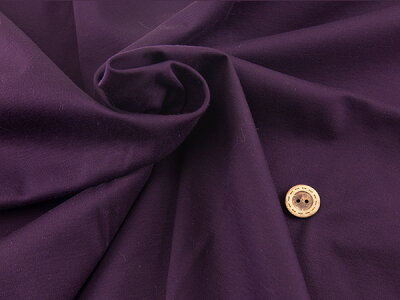 【ワンコインセールスムースニット★パープル】テンション中の縫いやすいスムースニット【1m単位】(l-566)
