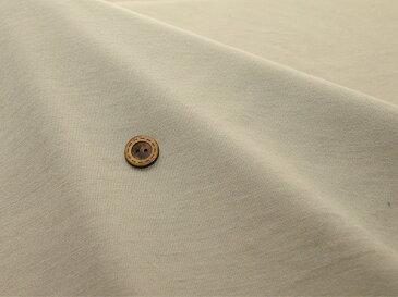 【アウトレット商品 ウールニット★バンビブラウン 45cmカット済】透け感のあるウール天竺ニット テンション高の戻りも良い縫いやすい生地(cp-286)