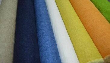 【リネン 100】 DELAVE リネン【切り売り】【全13色】150cm巾