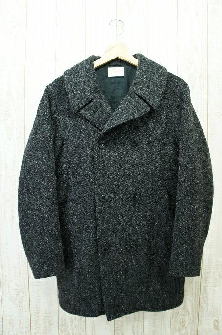 メンズファッション, コート・ジャケット OLD JOE 15aw MELTON DOUBLE BREASTED SPORTS COAT P20182