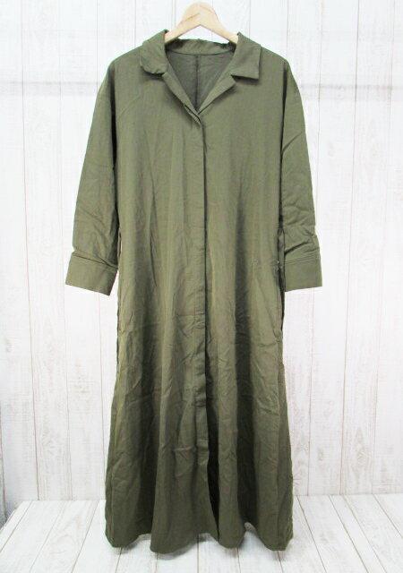 レディースファッション, オールインワン・サロペット MY MAXI SHIRTS ONE PIECE 173-6130820197