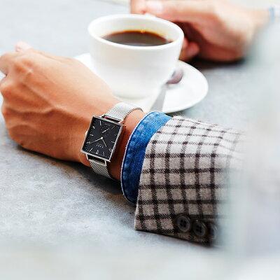 """Knot(ノット)""""クラシック/スクエアスモールセコンド""""イエローゴールド&シルバー時計本体のみ(ベルト別売り)ウォッチ/メンズ/男性/レディース/女性/サファイアガラス/日本製/腕時計/MADEINJAPAN/おしゃれ/腕時計/送料無料"""
