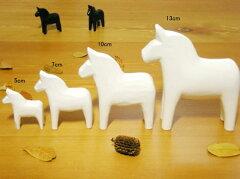 【メール便OK】スウェーデン伝統民芸品ウッドクラフト「幸せを運ぶ馬」ダーラホース(ダーラナホ...