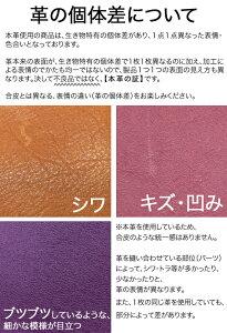 【カロス】革の個体差