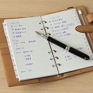 【送料無料】KNOX-ノックス-【システム手帳】ナチュラルターンレザー(バイブル)16ミリ径