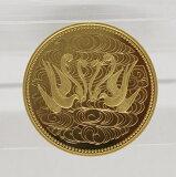 【中古】御在位60年 10万円金貨 昭和62年 拾万円 硬貨 記念金貨 m19-1200312925800014