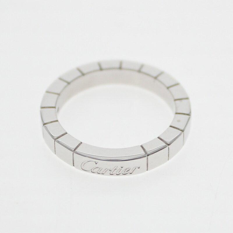 レディースジュエリー・アクセサリー, 指輪・リング Cartier K18WG 750 848 USED-S m19-1200285925800021