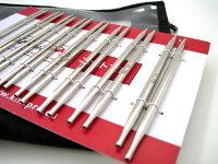 ニットプロノバ・メタル付け替え可能輪針デラックスセット